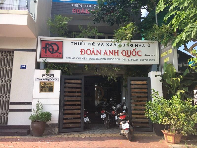 Công ty Kiến trúc Xây Dựng Đoàn Anh Quốc tại Bình Thuận